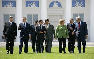 Leaders of the G8