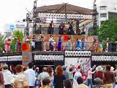 yosakoi ソーラン祭り