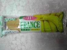 FRANCEバナナ&ホイップ