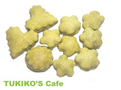 犬用クッキーレシピ