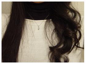 プロフェッショナルストレートヘアアイロン こんな巻き髪ができちゃいます