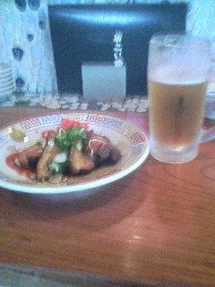 キリン食堂のラフテー皿