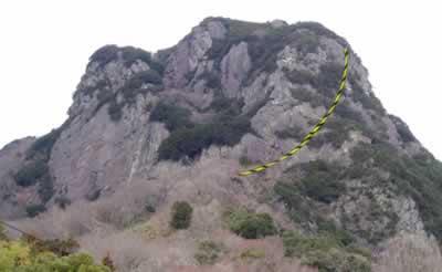 城山トラロープ