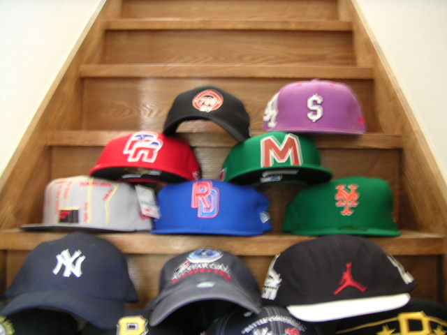 NY購入CAP上段