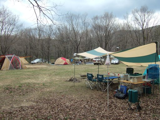 聖湖キャンプ2