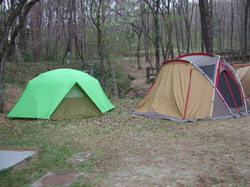 聖湖キャンプ1