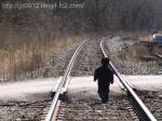 線路を往く