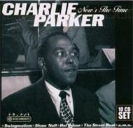 【 Charlie Parker / 10 CD Wallet Box 】
