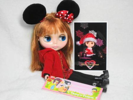 クリスマスカード(B)