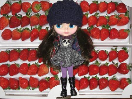 イチゴの日(C)