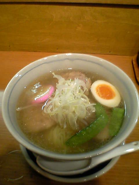 チャーシューメン(しお)