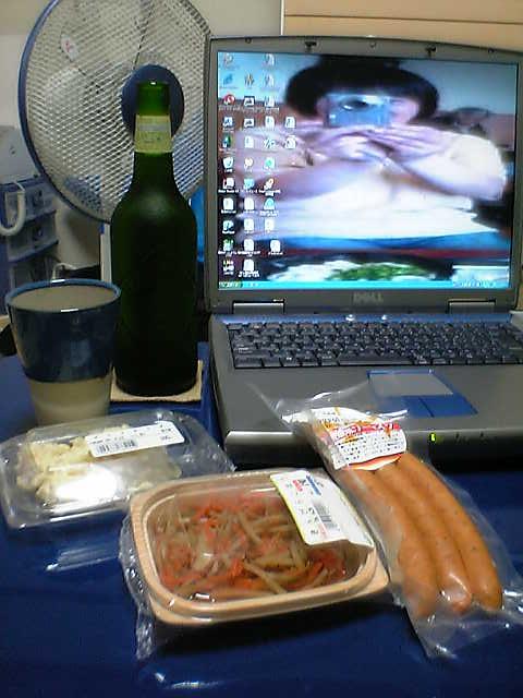 キリン ハートランドと惣菜