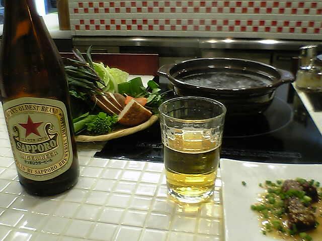 シュワシュワと野菜