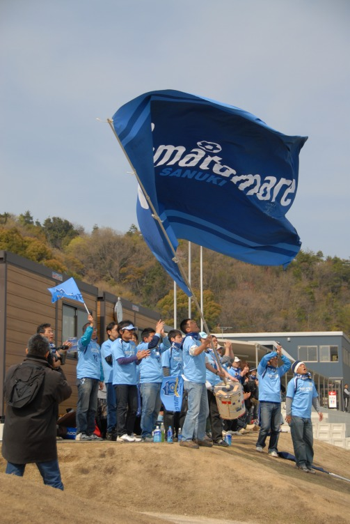 四国リーグ2009・1 234