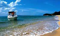 トマイ浜ビーチ