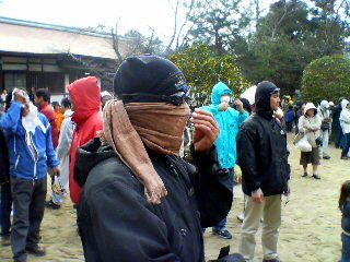 砂かけ祭り5