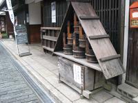 江戸時代の防火桶