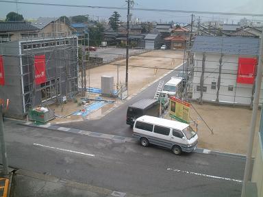 分譲地風景HPH21.3.9