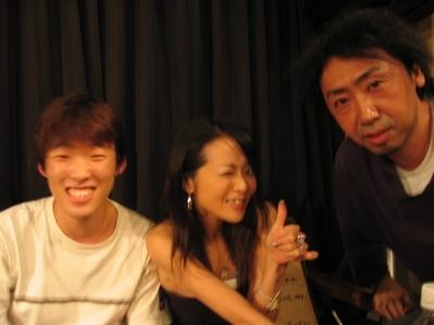 松江監督と由美香さん