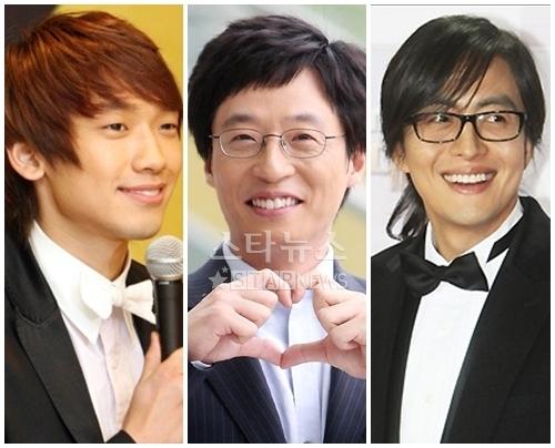 韓国で影響ある芸能人1位
