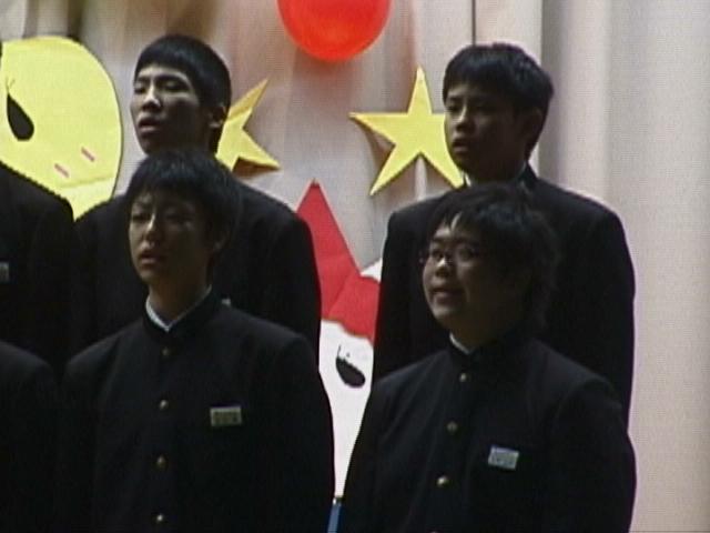 中学校 塩川