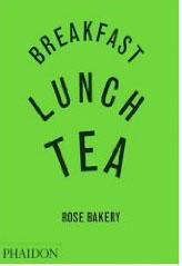 breakdast lunch tea