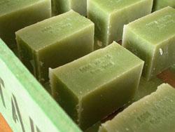 green soap1