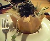 ぱりぱり大根サラダ