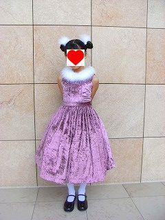 ピアノドレス
