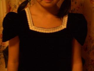 ベルベット襟