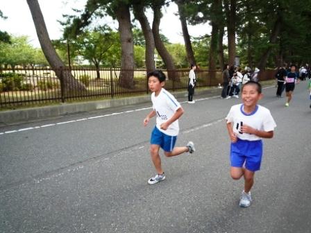 狩川JUDO有馬(左)vs狩川RIKUJO孝嗣(右)