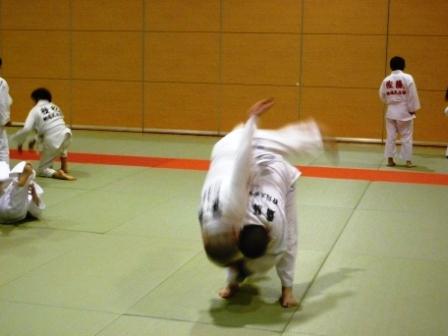 朝暘武道館合同練習会②