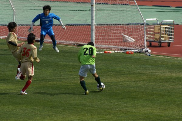 練習試合東海10
