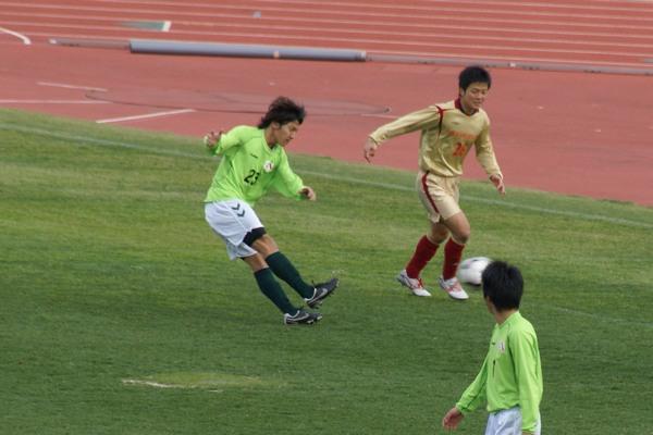 練習試合東海23