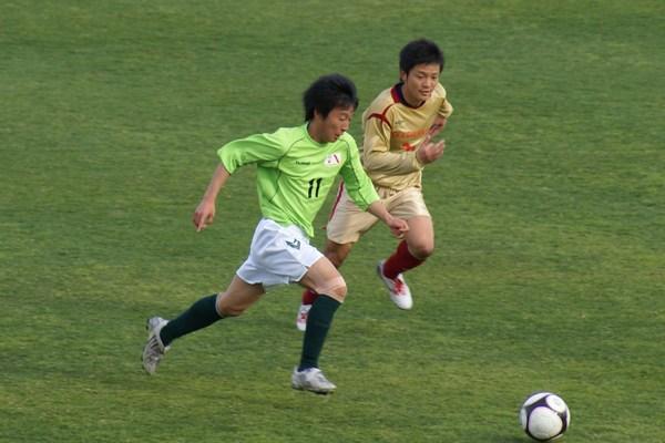 練習試合東海26