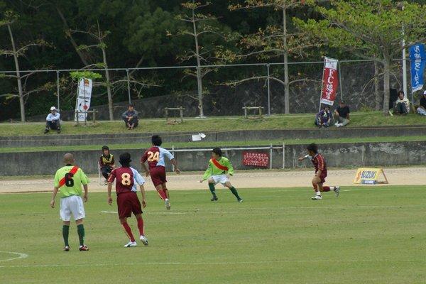 試合琉球8