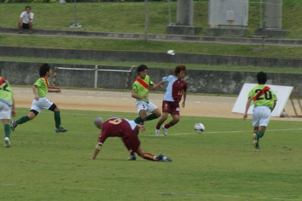 試合琉球26