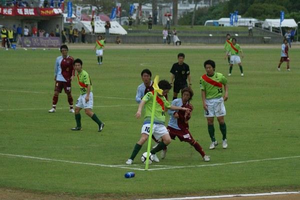 試合琉球38