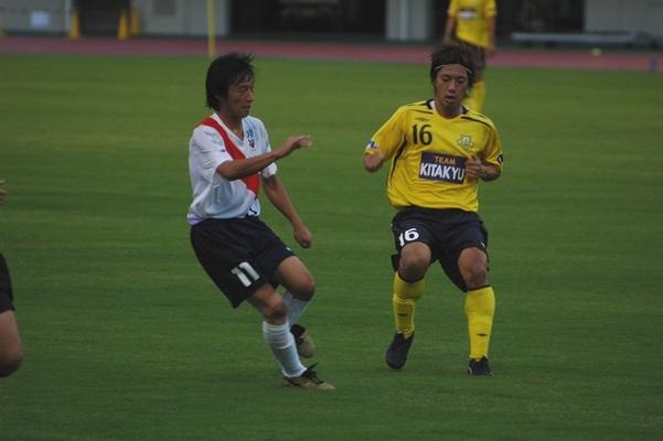 北九州試合2