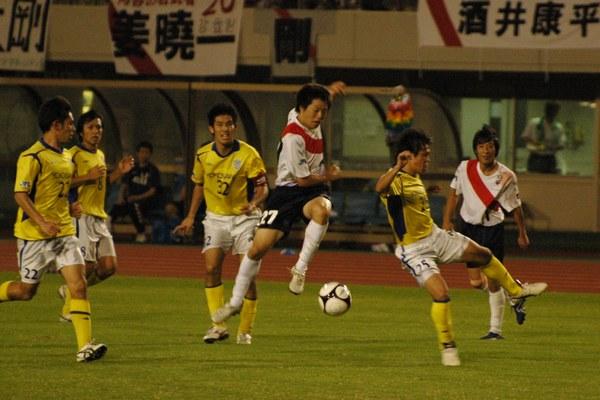 横河戦試合11