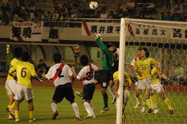 横河戦試合16