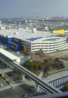 IKEA(イケア)ポートピアアイランドホテル