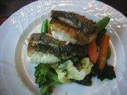グローブデュモンドの魚のポアレ