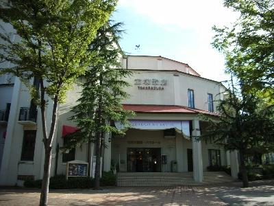 宝塚の歌劇場