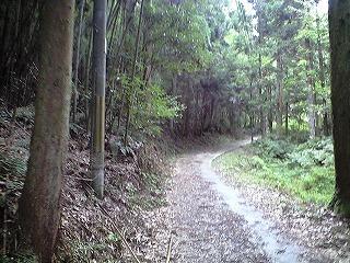 s-銀山への道