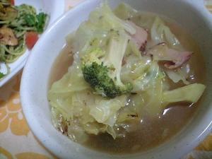 s-キャベツスープ