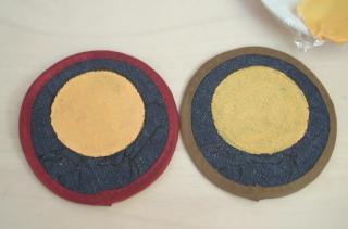 アクリルガッシュ洗濯テスト1