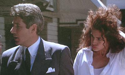 実業家のエドワード(リチャード・ギア)と娼婦のヴィヴィアン(ジュリア・ロバーツ)