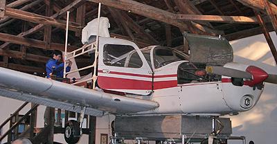 軽飛行機 パイパー社チェロキー