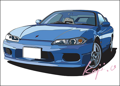 S15 NISSAN SILVIA Autech Version